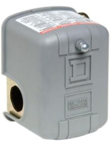 Square D by Schneider Electric    low pressure shut off switches