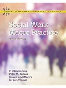Pearson macro practice  social works