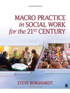 SAGE Publications, Inc macro practice  social works