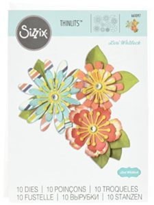 Sizzix making machine  tissue papers