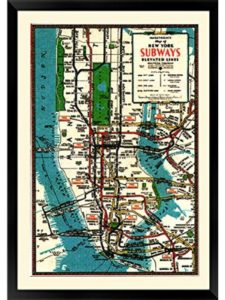 Brooklyn Art map  metal musics