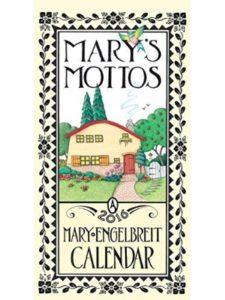Andrews McMeel Publishing; Min Wal edition (2015-06-09) mary engelbreit  mini wall calendars