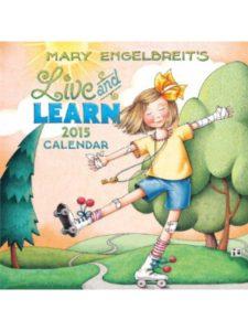 Andrews McMeel Publishing mary engelbreit  mini wall calendars
