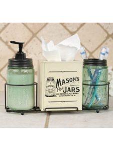 CTW mason jar  tissue papers
