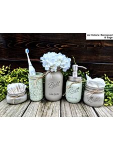 Obsidian Home Creations (OHC) mason jar  tissue papers