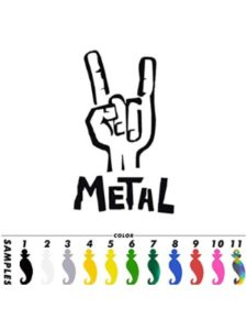 Pokewin meaning  metal musics