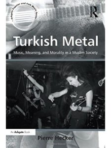 Routledge meaning  metal musics