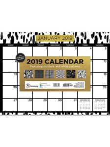 Time Factory    mini desk pad calendars