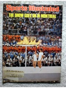 Sports Illustrated    montreal summer olympic