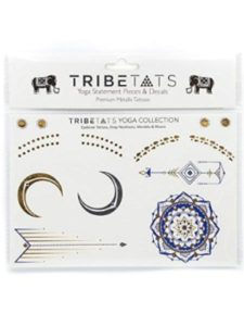 TribeTats moon  henna tattoos