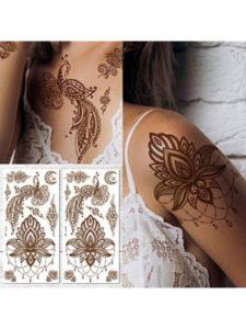 UNI Gifts Shop moon  henna tattoos