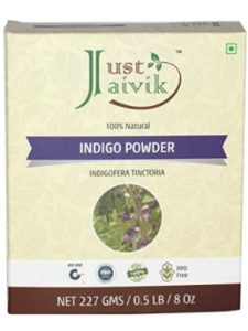 Herbs And Crops Overseas natural dye  brown henna hairs