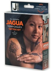 Jacquard Products natural  henna tattoo kit