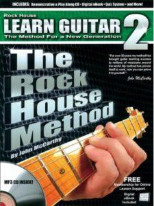 Rock House    new guitar methods