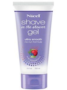 The Liddell Corporation nicel  shave gels