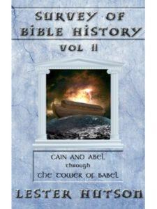 Lester Hutson nimrod  bible histories