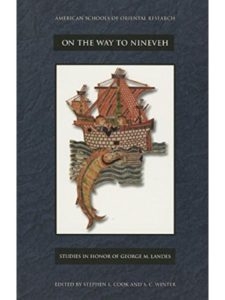 American Schools of Oriental Research nineveh  bible histories