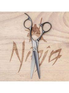 Ninja hairdressing scissors