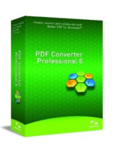 Nuance Communications nuance 8  pdf converters