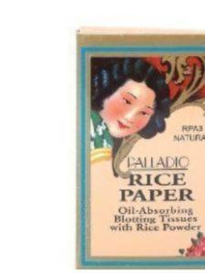 PALLADIO COSMETICS, INC. nyc  tissue papers