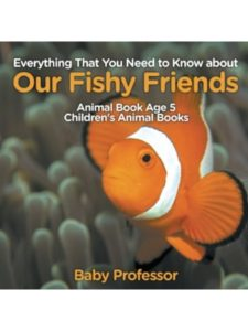 Baby Professor ocean  photicular books
