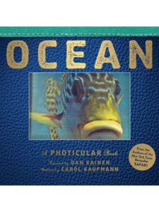 Workman Publishing Company ocean  photicular books