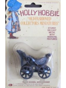 Durham Industries, made in Hong Kong old fashioned  baby carriages