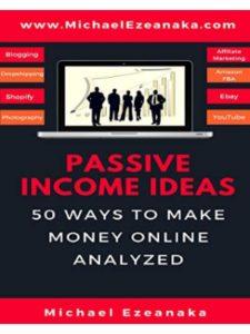 amazon    passive income ebook