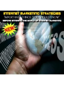 Internet Marketing Strategies    passive income internets