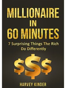 Harvey Kinder    passive income millionaires