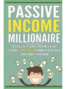 Independently published    passive income millionaires