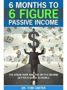 Dr. Tom Carter    passive income myths