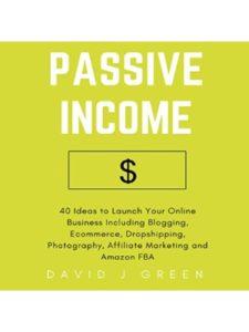 David J. Green    passive income photographies