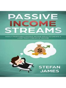 Stefan James    passive income streams