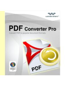 Wondershare Software, LLC    pdf converter pro 8S