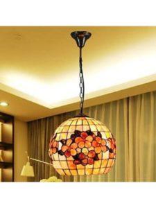 Florid pendant light  flower balls