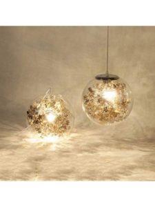 Mpotow pendant light  flower balls