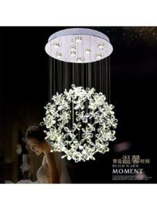 Vory pendant light  flower balls
