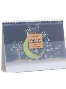 Alien Storehouse personalized photo  desk pad calendars