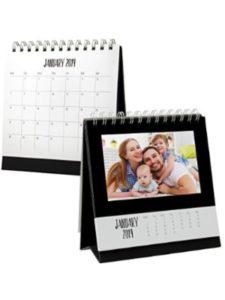 Neil Enterprises Inc. personalized photo  desk pad calendars