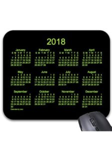 Starings personalized photo  desk pad calendars