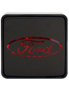 Pilot Automotive personalized  trailer hitch cover