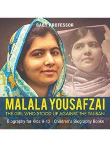 Baby Professor picture book  malala yousafzais