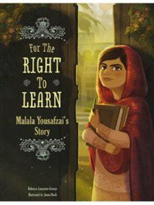 Capstone Press picture book  malala yousafzais