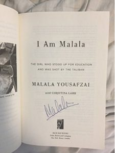 Unbranded picture book  malala yousafzais