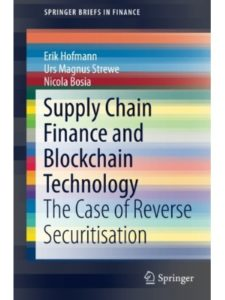 Springer platform  blockchain technologies