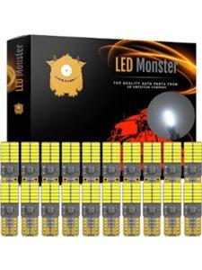 LED Monster porter  flight trackers