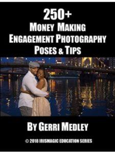 2018 IrisMagic Education Series pose  wedding photographies