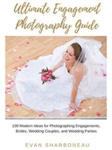 Evan Sharboneau pose  wedding photographies