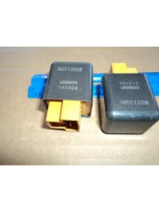 Mitsubishi battery power ECM powertrain RELAY MD113566 powertrain  relays